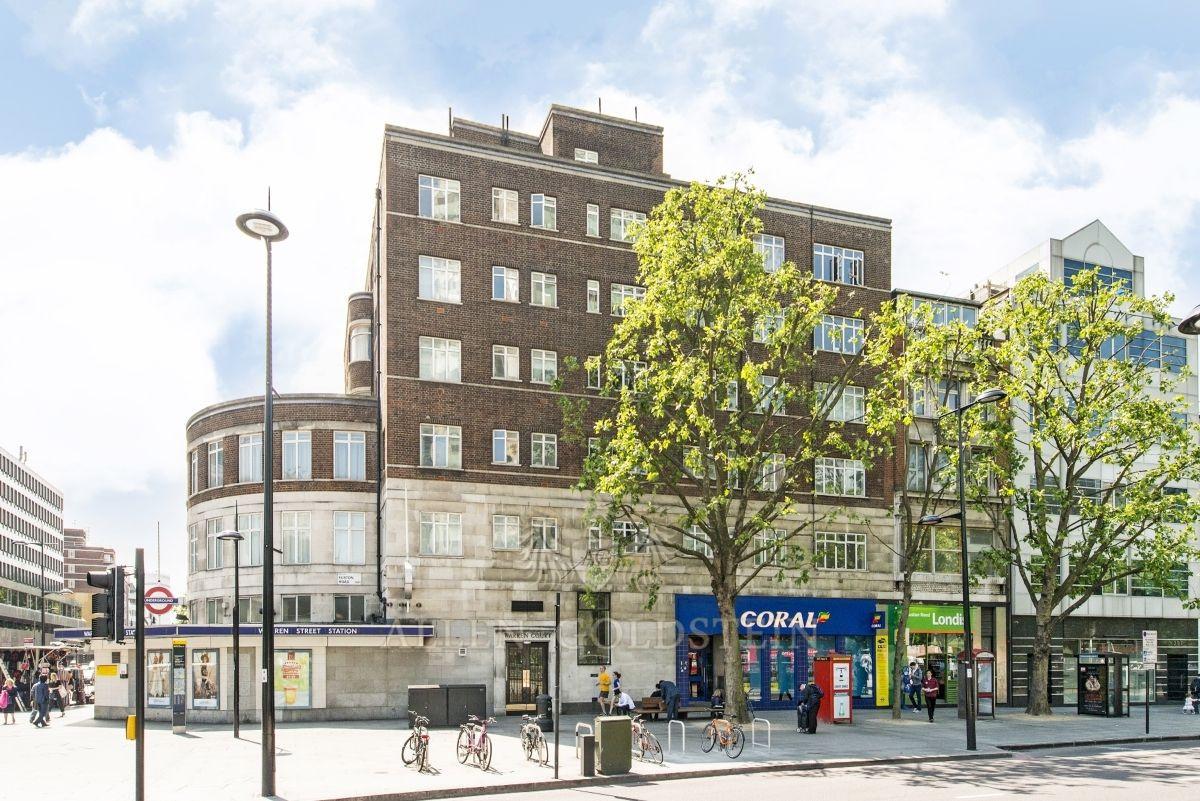 Euston Rd, London NW1, UK - Source: Century 21
